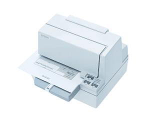 Printers/Tickets